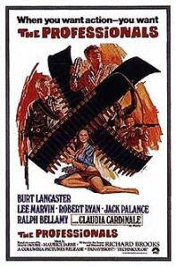 220px-Movie_poster_for_-The_Professionals-