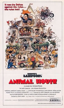 Animalhouseposter