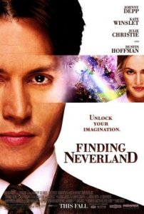 Findingneverlandposter