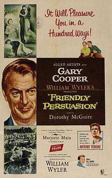 220px-Poster_-_Friendly_Persuasion_01